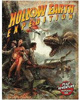 Hollow Earth Expedition RPG PDF