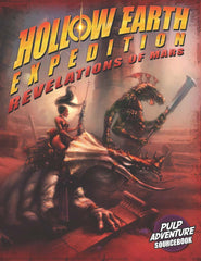 Revelations of Mars (Hollow Earth Expedition)