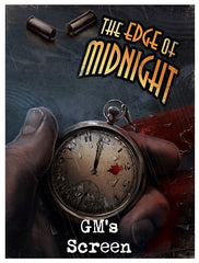 The Edge of Midnight GM Screen PDF