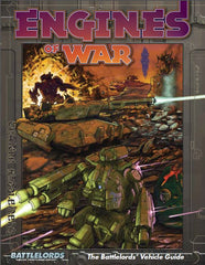 Battlelords of the 23rd Century: Engines of War PDF