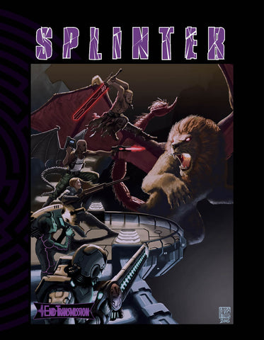 Splinter Roleplaying Game