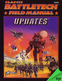 Battletech: Field Manual: Updates PDF