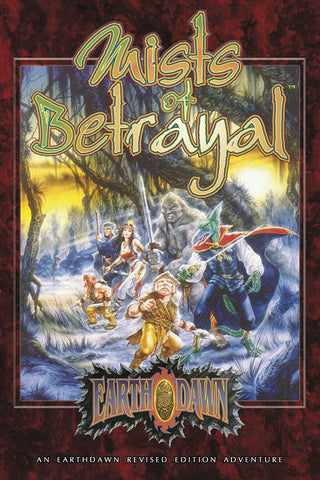 Mists Of Betrayal (EDR) [PDF]
