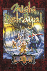 Mists Of Betrayal (EDR) [Softcover, Color]