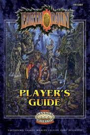 Earthdawn Player's Guide [Savage Worlds] Softcover