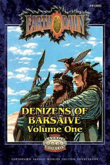 Earthdawn: Denizens of Barsaive Vol. 1 (Savage Worlds)