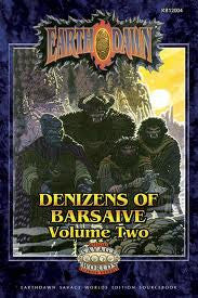 Earthdawn: Denizens of Barsaive Vol. 2 (Savage Worlds)