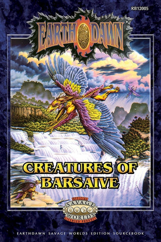 Earthdawn: Creatures of Barsaive (Savage Worlds)