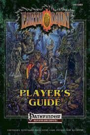 Earthdawn Player's Guide [Pathfinder] Hardback