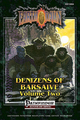 Earthdawn: Denizens of Barsaive Volume Two (Pathfinder)