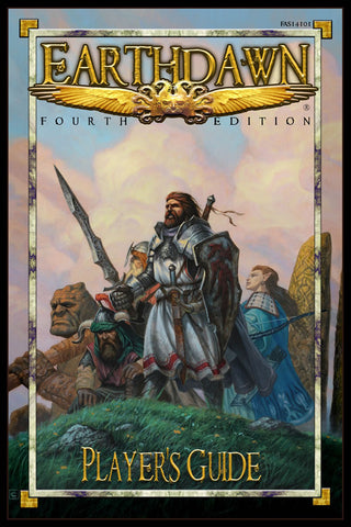 Earthdawn Fourth Edition: Player's Guide
