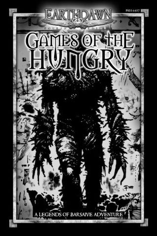 Earthdawn Games of the Hungry