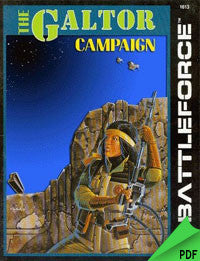 The Galtor Campaign PDF