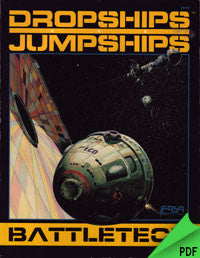 Battletech: DropShips and JumpShips PDF
