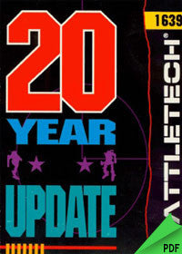 Battletech: 20 Year Update PDF