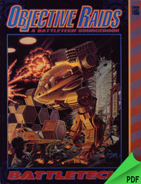 Battletech: Objective Raids PDF