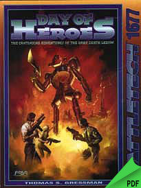 Battletech: Day of Heroes PDF