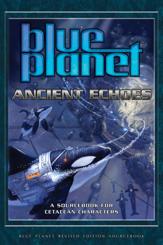 Blue Planet: Ancient Echoes [Softcover, Color]
