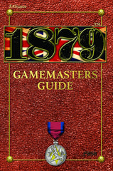 1879 Gamemasters Guide