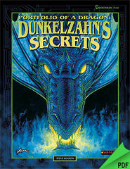 Shadowrun: Portfolio of a Dragon: Dunkelzahn's Secrets PDF