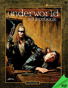 Shadowrun: Underworld PDF