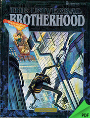 Shadowrun: Universal Brotherhood PDF