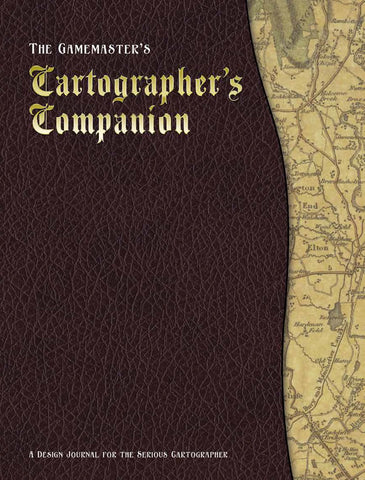 Gamemaster's Journal: Cartographer's Companion