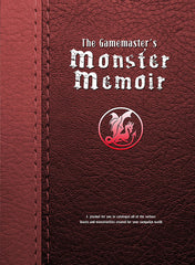 Gamemaster's Journal: Monster Memoir