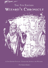 The 5th Edition Wizards's Chronicle