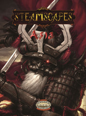 Steamscapes: Asia (Savage Worlds)