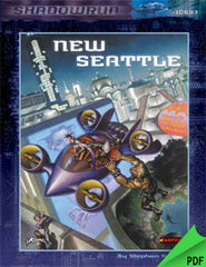 Shadowrun: New Seattle PDF