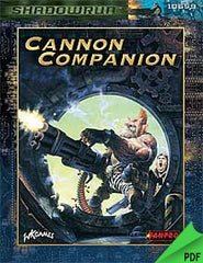 Shadowrun: Cannon Companion PDF