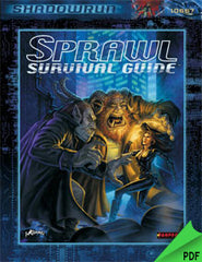 Shadowrun: Sprawl Survival Guide PDF