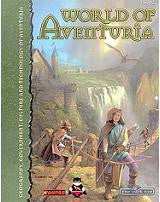World of Aventuria (Dark Eye RPG)