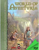 World of Aventuria (Dark Eye) PDF
