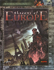 Shadowrun: Shadows of Europe