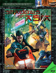 Shadowrun: Shadows of Asia PDF