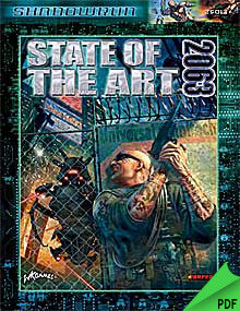 Shadowrun: State of the Art: 2063 PDF