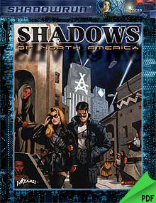 Shadowrun: Shadows of North America PDF