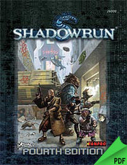 Shadowrun: Fourth Edition PDF