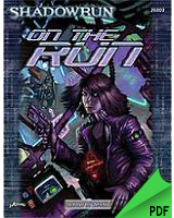 Shadowrun: On The Run (SR4) PDF
