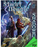 Shadowrun: Street Magic PDF (SR4)