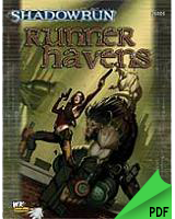 Shadowrun: Runner Havens (SR4) PDF