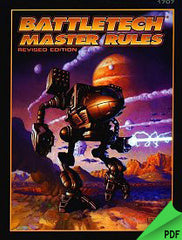 Battletech Master Rules Revised PDF