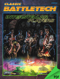 Battletech: Interstellar Players PDF