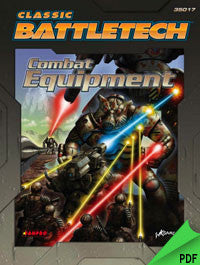 Battletech: Combat Equipment PDF
