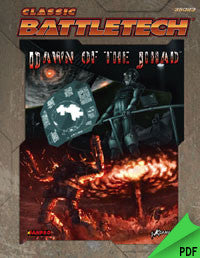 Battletech: Dawn of the Jihad PDF