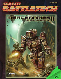 Battletech: Mercenaries Supplemental II PDF