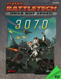 Battletech: Jihad Hot Spots: 3070 PDF