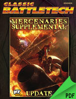 Battletech: Mercenaries Supplemental Update PDF